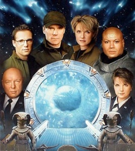 The Stargate SG-1 Team