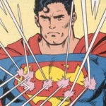 Bullets Bounce off Superman