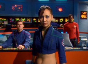 Empress Hoshi Sato, Star Trek Enterprise