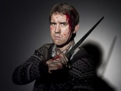 Neville Holding Gryffindor's Sword